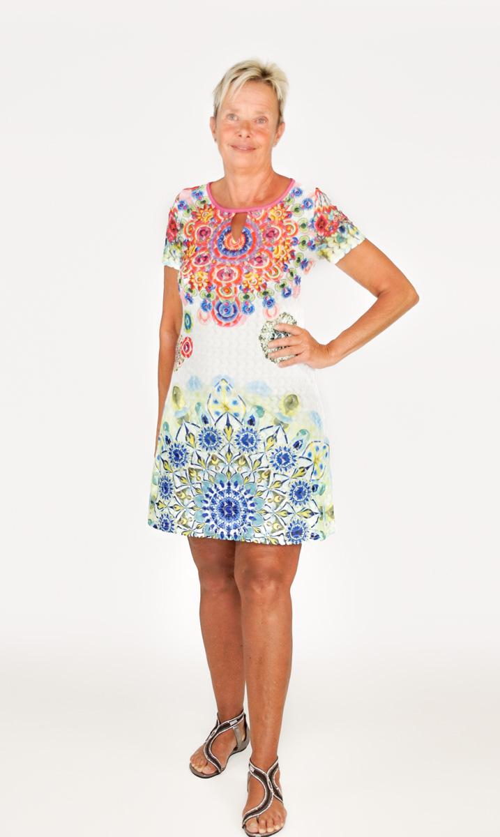 Sommerkleid 101 Idees N6330