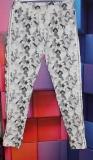 Jogpants Blanco Farbe weiß/schwarz gefleckt